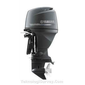 Mesin Tempel Yamaha F100BETX