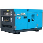 Portable Air Compressor AIRMAN PDS100S-5C1