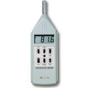 Digital Sound Level Meter Lutron SL4022