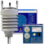 Weather Station Columbia Orion with Weather Master Software