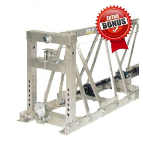 Truss Screed End Section HE25