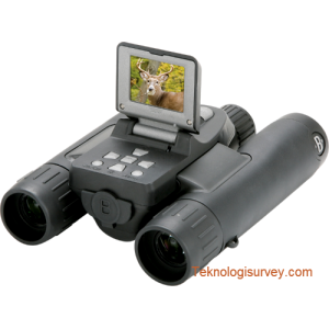 Bushnell 5MP Sync Focus Digital Camera Binocular