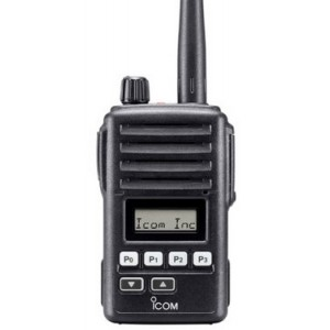 HT Icom Ic F50 VHF Waterproof