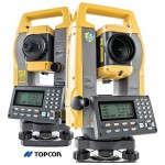 Topcon GM-103 Total Station