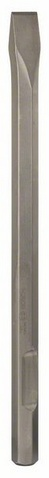 Flat chisel, 28-mm hex shank