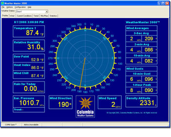 Jual weather station capricon flx harga dan spesifikasi - Estaciones meteorologicas domesticas ...